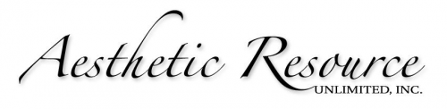 Logo for Aesthetic Resource Unlimited'