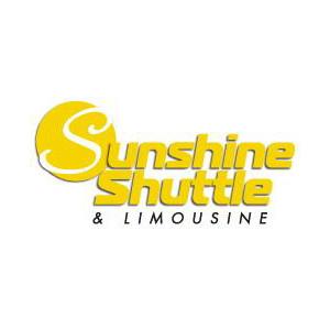 Company Logo For Sunshine Shuttle'