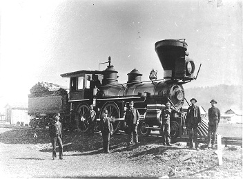 Railroad'