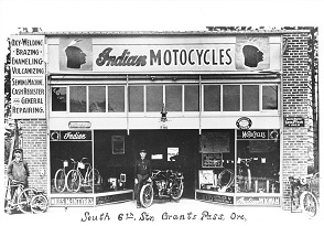 Indian Motorcycle Store'