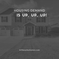 Housing Demand is Up
