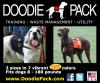 utility dog backpack'