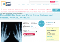 Medical 2D X-Ray Equipment 2015