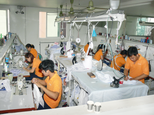 BookATailor Thailand Production Facility'