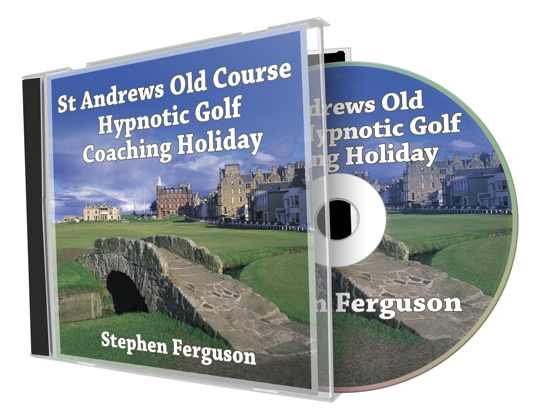The Old Course Hypnotic Golf Holiday