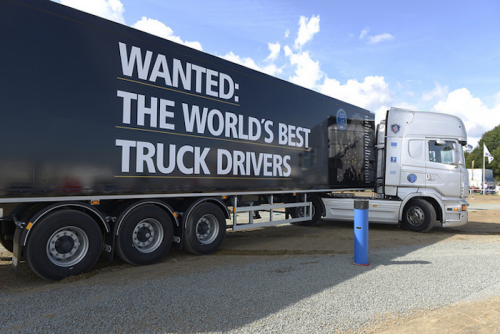 World's Best Drivers Needed'