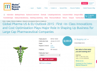 Global Pharma US and EU Outlook 2015