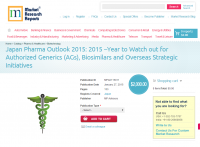 Japan Pharma Outlook 2015