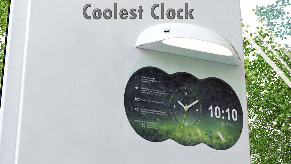 Coolest Clock