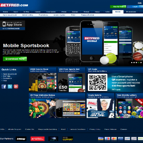 BetFred Mobile Casino'