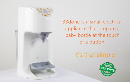 BBdone, the last technology for babies!'