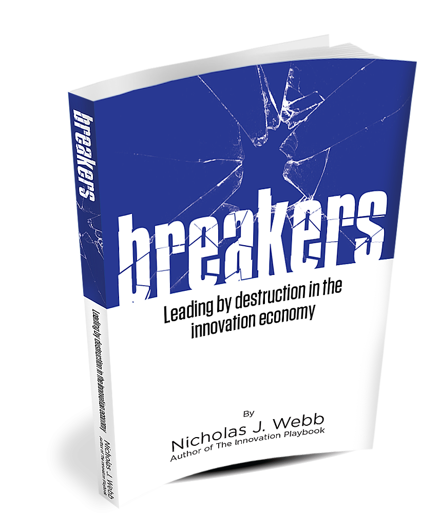 """Breakers"" by Nicholas J. Web"