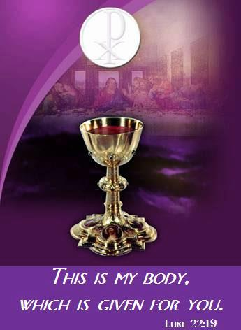 Universal Life Church Chalice'