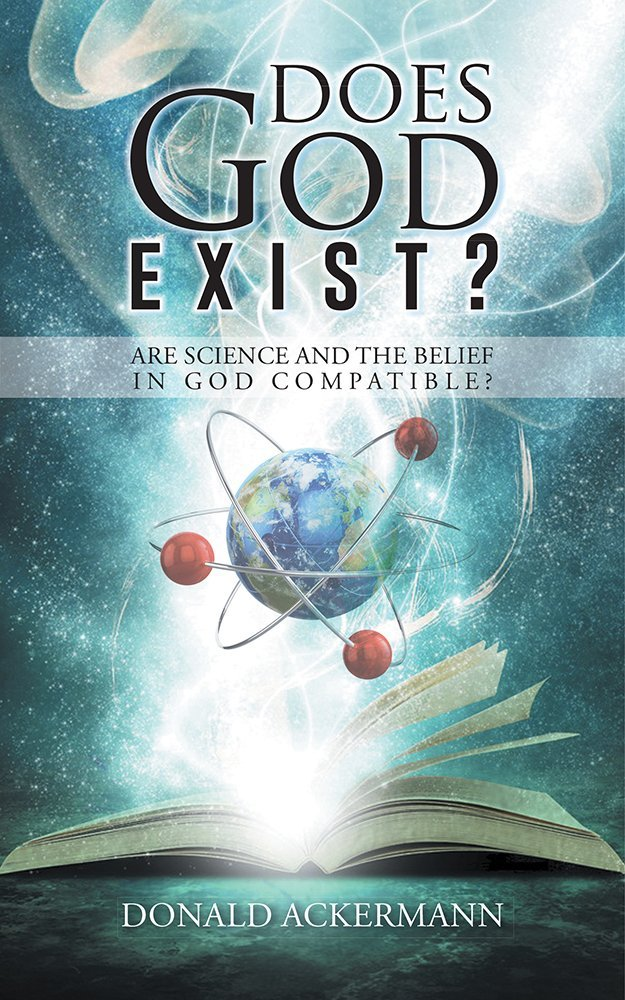 Does God Exist? Book Cover