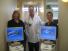 Dr. McElroy with CEREC'