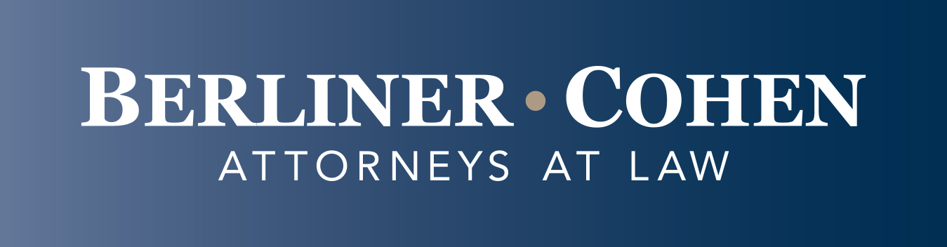 Berliner Cohen Attorneys at Law Logo