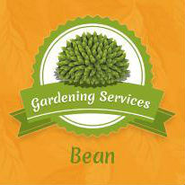 Company Logo For Gardening Services Bean'