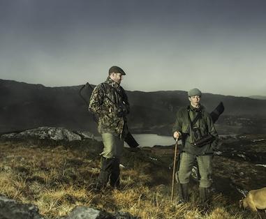 Dave, Megan & Duke (Scotlands Vast Lands)'