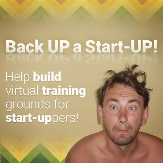 Back UP a Start-UP!'