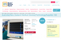 Australia/New Zealand Medical Devices/Technology/Supplies
