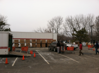 Onsite HHW Collection Event in Bergen County