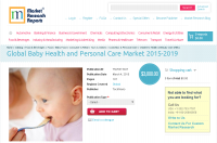 Global Baby Health and Personal Care Market 2015 - 2019