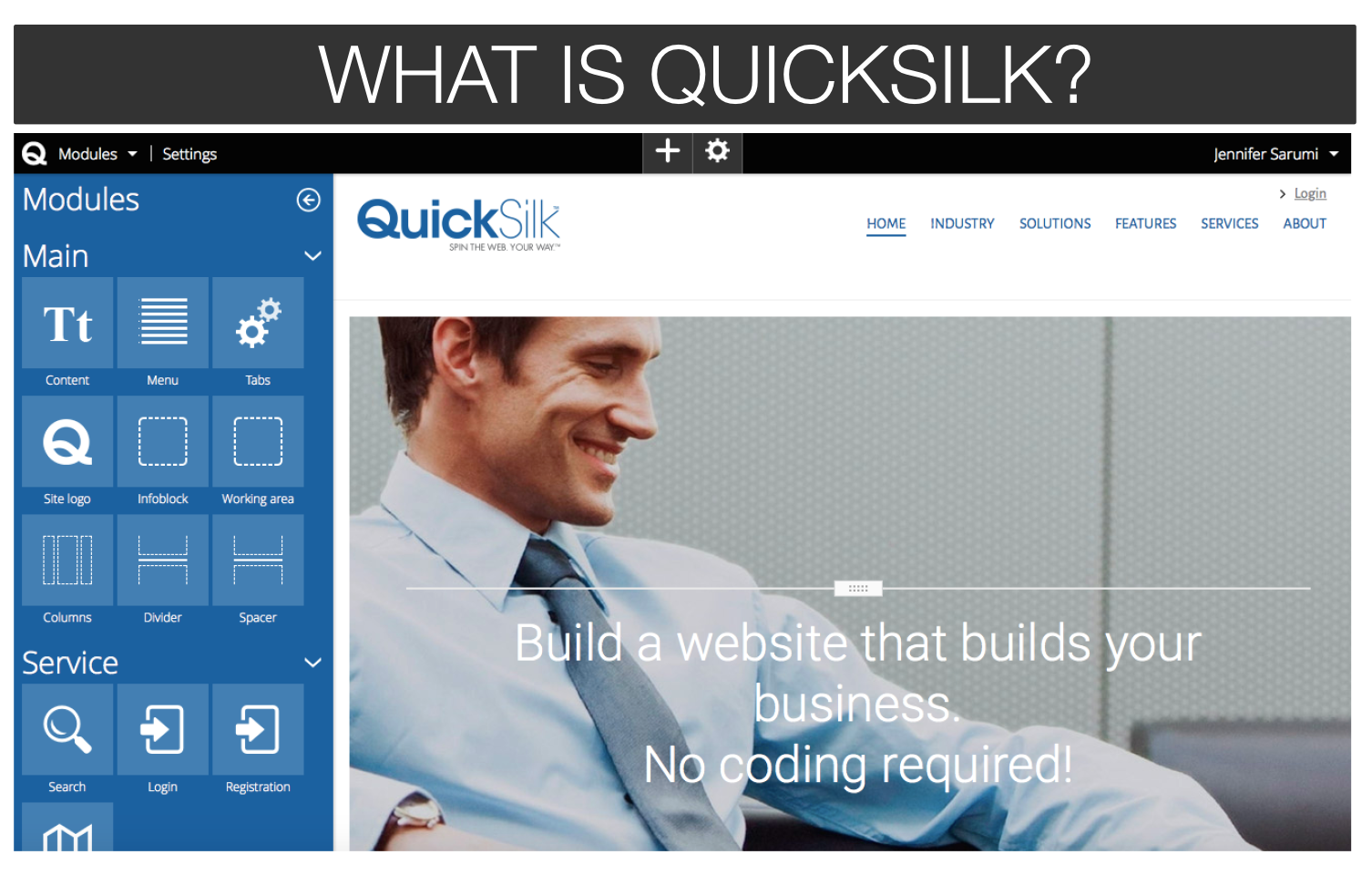 Quicksilk