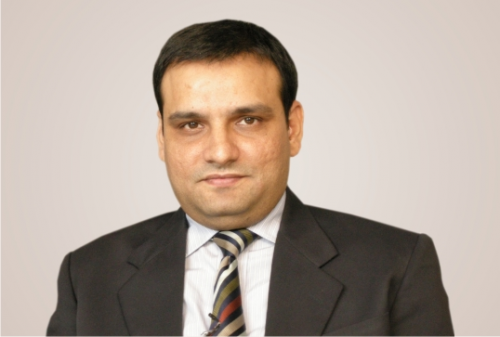 Brijesh Parnami, CEO- Distribution'
