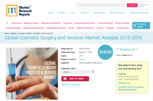 Global Cosmetic Surgery and Services Market Analysis'