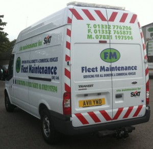 Fleet Maintenance'
