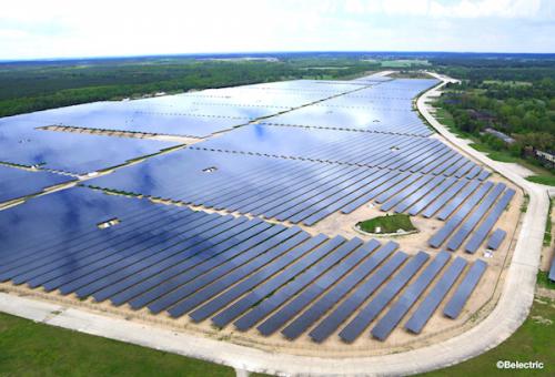 Alt Daber Solar Plant'