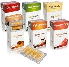 flavors of Eversmoke'