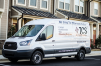 Triangle Carpet Specialists Mobile Showroom