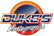 DukesAutographs.com Logo