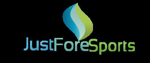 Company Logo For JustForeSports.com'