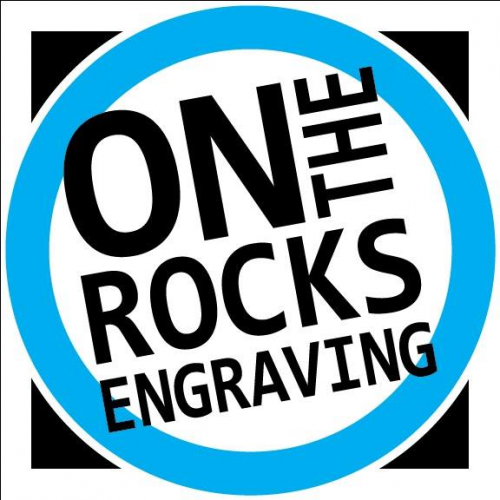 Company Logo For On The Rocks Engraving'