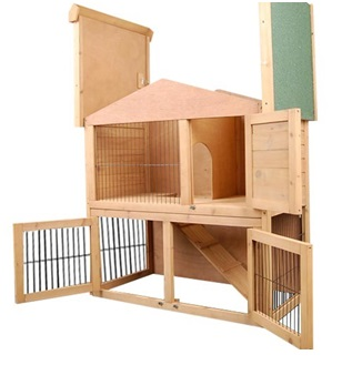 Coops And Cages Creates Innovative Home Solutions For Poultr'