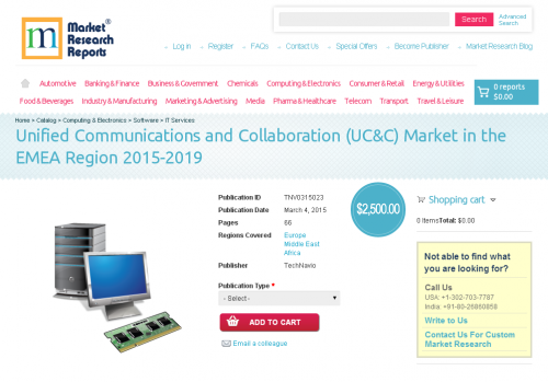 Unified Communications and Collaboration (UC&C) Mark'