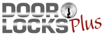 Logo for Door Locks Plus'