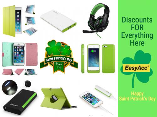 EasyAcc St. Patrick's Day Celebration 2015'