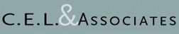 Logo for CEL and Associates'
