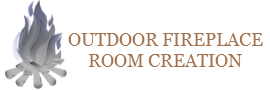 OutdoorFireplaceRoomCreations.com Logo