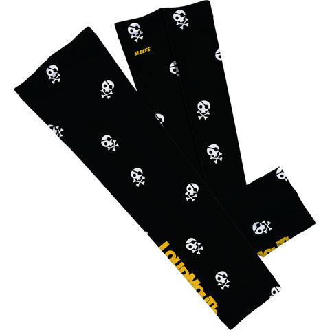 Loudmouth Skulls Sleefs' Sports Arm Sleeves'