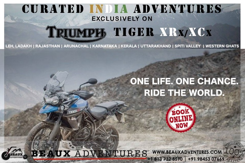 Beau Adventures Curated India Adventures