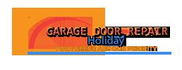 Company Logo For Garage Door Repair Holiday'