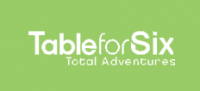 Table for Six Total Adventures Logo