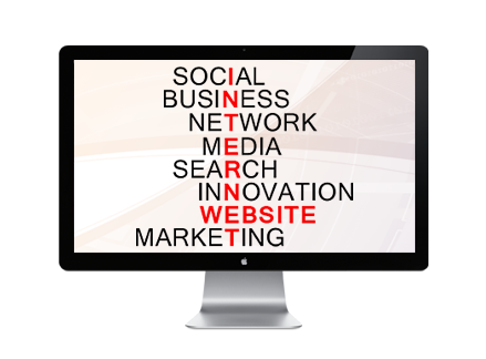 Website Design, Development and Online Marketing Services'