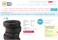 Global Bead Wire Industry Market 2015