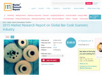 Global Bar Code Scanners Industry Market 2015