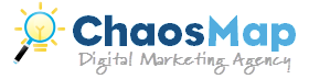 Chaosmap Search Marketing and Website Development Logo